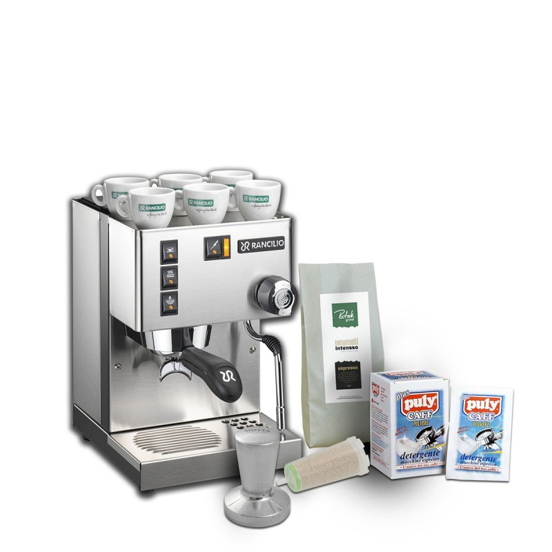 Set Rancilio Silvia E Basic